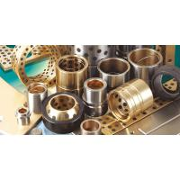 Buy cheap Self Lubricating Metallic Solid Lubricant Bearings For Agricultural Tractor Bushing from wholesalers