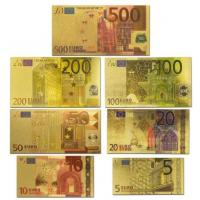 Cheap 5 - 500 Euro Bill and Currency Colored Edition for sale