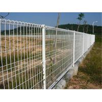 Cheap Size Customized Metal Mesh Fencing Double Circle Fence For Highway / Airport wholesale