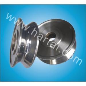 China Ceramic Coating Aluminium Idler Pulley -1 on sale