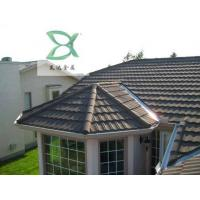 Galvalume Flat Clay Roof Tile With Certificate Of Colorful