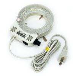 Cheap Microscope LED ring lights, circle lamp, microscope illumination, 4.5W Hight brightness, 5 plug-in LED lights for sale