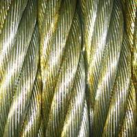 Cheap Hot dipped galvanized steel wire rope for sale