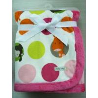 Cheap Supuer Plush Baby Blanket for sale