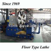 China High Precision Impeller Flange Facing In Lathe Machine on sale