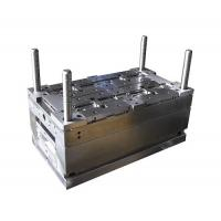 Cheap Whith Motorhalter OEM Injection Molding Tools , 4 Cavities Multi Cavity Mould for sale