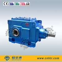 China 2 Stage Bevel Gear Reducer Ratio 12.5 to 1 Mining Machine Roller Crushing on sale