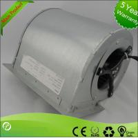 China AC Double Inlet Industrial Centrifugal Fans / High Pressure Centrifugal Blower on sale