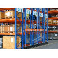 Cheap Mobilized Automated Industrial Pallet Racking Weight Capacity 32000 Kg For Warehouse wholesale