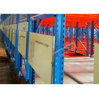 Cheap Electric Mobile Shelving Racks , Customized Material Storage Racks ISO CE Certificated wholesale