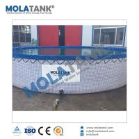 Cheap Molatank 2018 New Product Steel Mesh Water Tank Flexible PVC Water ReserviorTank Fish Tank for sale