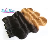 Cheap Kanekalon Braiding 28 inch Ombre Remy Hair Extensions Smooth Indian Virgin Hair wholesale