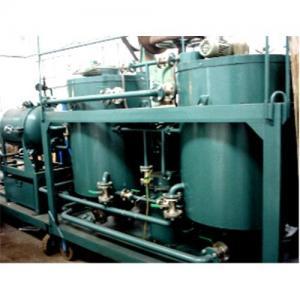 China Sino-nsh used engine oil regeneration / treatment equipment on sale