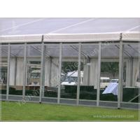 Cheap 800 People Large Clear Roof Outdoor Event Tent Wedding Reception Marquee wholesale