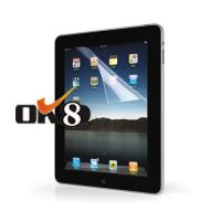 Cheap Clear screen protector for iPad for sale
