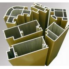 commercial Aluminum Door Extrusions for sale