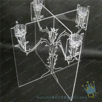 Quality CH (21) wholesale Acrylic candle holder wholesale