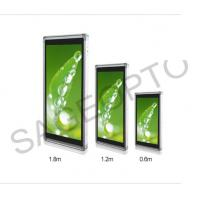 Cheap P2.4 Ultra Thin Led Displays For Advertisement , Hd Video Wall Led Display Outdoor for sale
