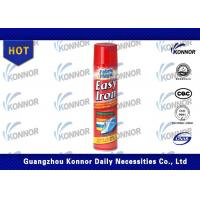 Buy cheap Tin Can Natural Starch Iron Spray , Easy Ironing Laundry Spray Starch from wholesalers