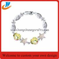 Cheap China products/suppliers wholesale Fashion metal Bracelets Jewelry with custom design (BN003) for sale