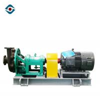 China Overhung Various Flow Rate Chemical Process Pump , Electric Chemical Pump on sale