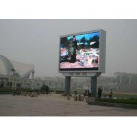 Cheap Full Color RGB Double Trickle Sided Led Display SMD P8 7000 Nits IP65 Waterproof for sale