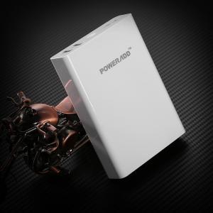 Quality Compact External USB Power Bank 10400MAH , Li - ion Power Bank For Smartphone wholesale