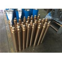 Cheap Dth Alloy Steel Drilling Hammer , Downhole Drilling Tools Lower Energy Consumption for sale