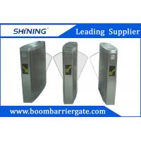 Cheap 260mm Grass Arm Flap Metal Barrier Gates, Security Gates For Hotel Entrance for sale