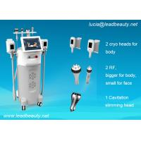 Cheap 12 inch LCD screen -15℃ cooling Beauty Fat Reduce Cryolipolysis Slimming Machine for sale