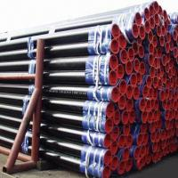 Cheap Carbon Black seamless steel pipe for sale