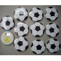 China Football pictures souvenir gift bottle opener on sale