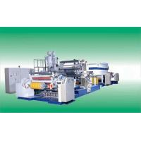 Cheap Plastic Film Extruder Coating And Laminating Machine Excellent Coating Adhesion for sale
