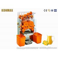 China Commercial Auto Feed Orange Squeezer Juicer 3L High Speed 22-25/mins on sale