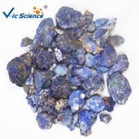 Cheap Commercial Lapis Lazuli Rock Specimens And Green Gold Mineral Specimens for sale