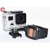 Cheap Dual Screen 2.0 LCD FHD 1080p Action Camera WIFI On Helmet Outdoor Activities for sale