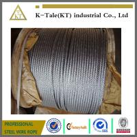 Cheap wire rope used in electric hoist for sale