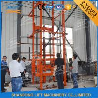 Cheap Warehouse Vertical Hydraulic Elevator Lift for sale