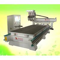 Cheap four head 1325 cnc wood router machine for engraving kinds of wood panel for sale