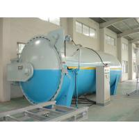 Cheap Automatic High Efficiency Glass Laminating Autoclave Sterilizer Φ2.5m for sale