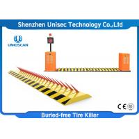 Buy cheap IP67 Grade Security One Way Traffic Spikes And Road Blockers With CE ISO Certificate from wholesalers