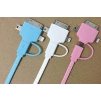 Cheap TPE Multifunction USB Cable  for sale