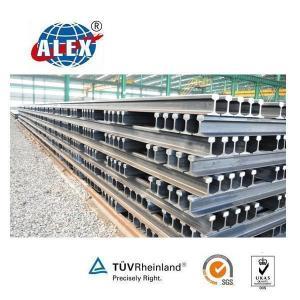 China Railway Steel Rail For Railway system on sale