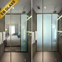 Cheap China SMART pdlc GLASS, magic glass, intelligent glass, eb glass for sale