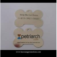 Cheap metal cheap dog tag, aluminum metal cheap dog tag label dog tag for sale