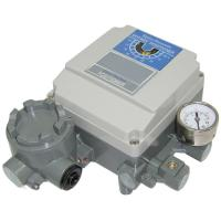 Buy cheap Powder Coated Pneumatic Valve Positioner , Rotary Type Pneumatic Control Valve from wholesalers