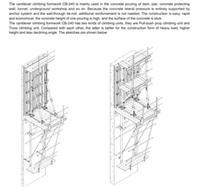Quality formwork system,slab formwork,column formwork,wall formwork,hydraulic automatic wholesale