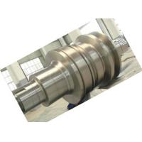 China Bite Performance Adamite Rolls Chemical Composition Semi - Steel For Medium Rolling Mill on sale