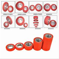Quality silicone rubber wheels high quality customized silicone rubber wheel for sale