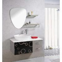 Cheap Bathroom Cabinet / Stainless Steel Bathroom Cabinet (YX-8010A) for sale